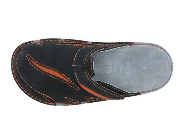 Natikači na ježka art. 106 črna oranžna