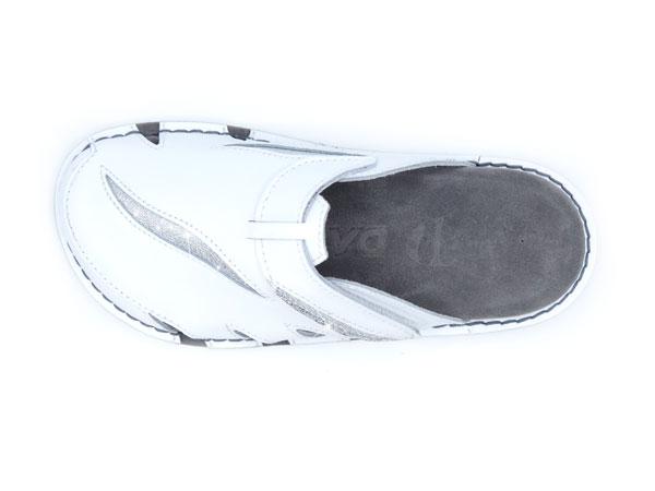 Medicinski natikači art. 106 bela srebrna