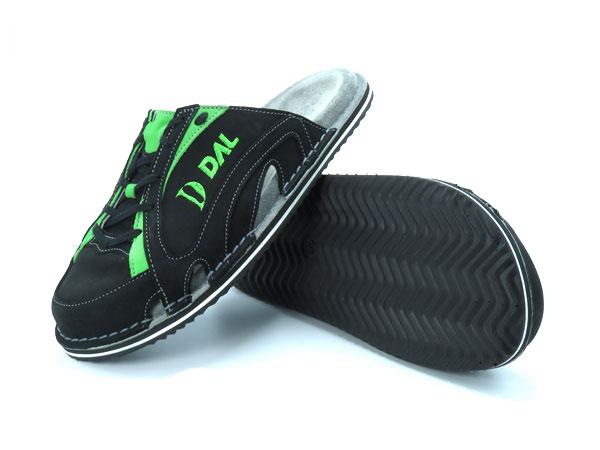 Športni natikači art. 108 črna zelena