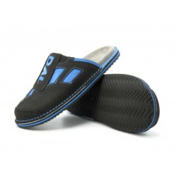 Športni natikači art. 115 črna modra