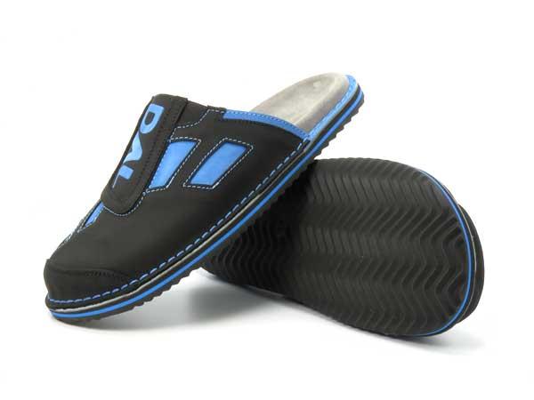 Športni natikači art:115 črna modra