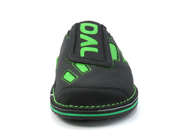 Športni natikači art. 115 črna zelena