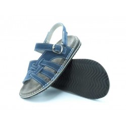 Udobni sandali art. 156 modra