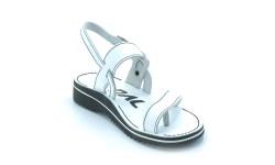 Ortopedski sandali art. 953 bela