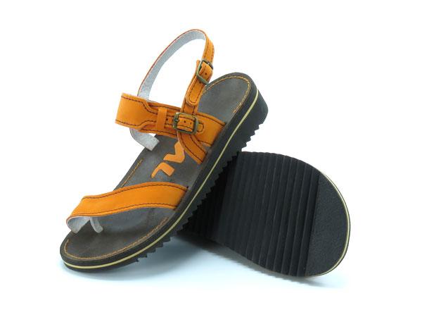 Ortopedski sandali art. 953 oranžna