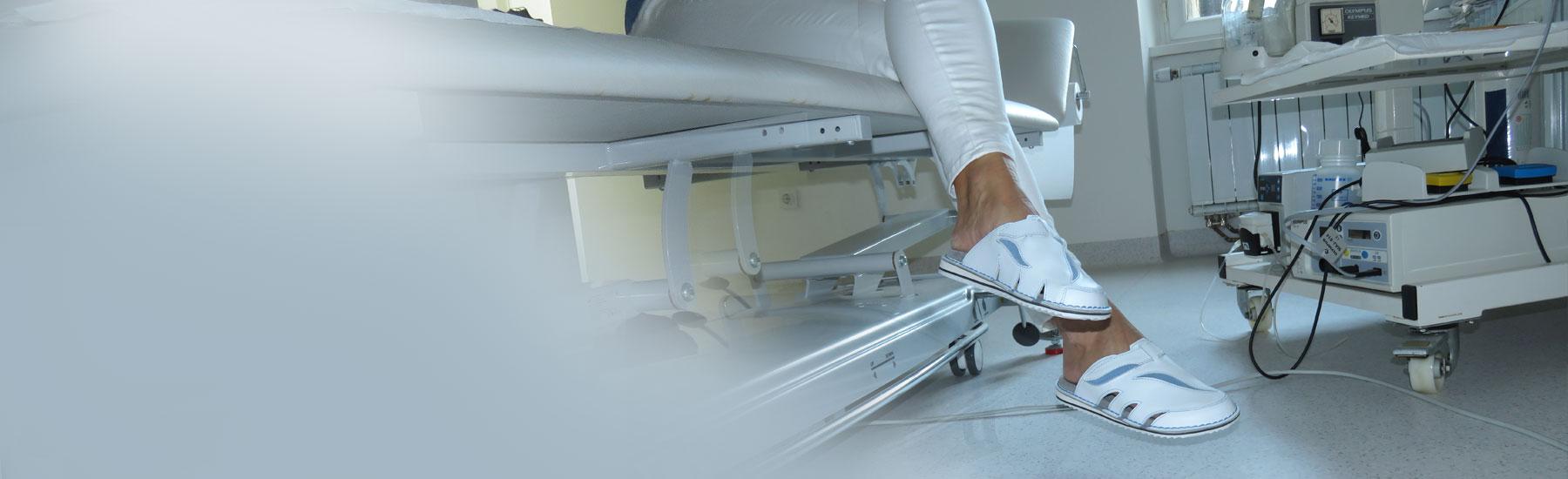 Medicinski natikači s certifikatom EN ISO 20347:2012 Primerni so za zaposlene v zdravstvu in kuhinjah.